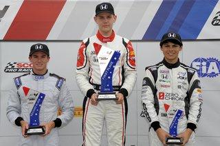 Konrad Czaczyk Claims Inaugural F4 U.S. Championship Race