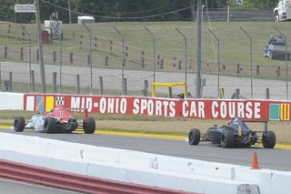 Day 1 Trackside Report from Mid-Ohio Sports Car Course