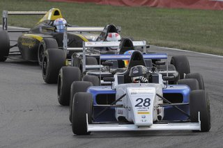 Exciting On-Track Action Ends an Eventful Weekend at Mid-Ohio