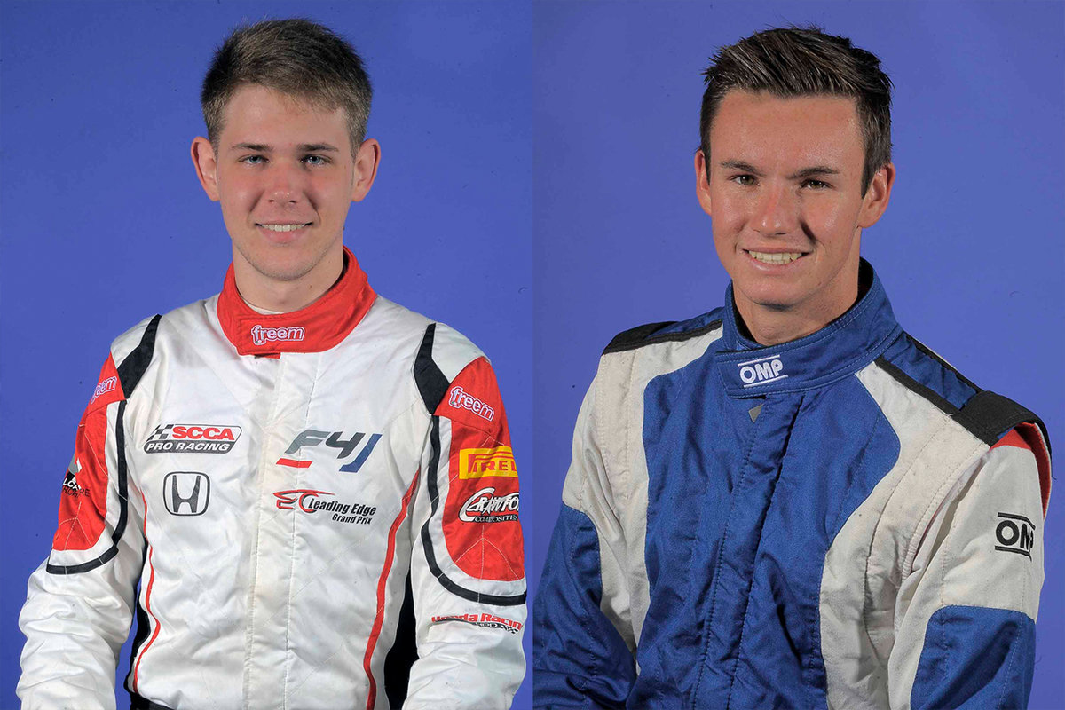 Opportunities Knocking for F4 US Championship Competitors