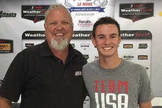 Kirkwood Named as Team USA Scholarship Winner