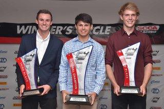 $40,000 in Cash Prizes Awarded to F4 U.S. Championship Podium