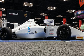 F4 U.S. Joins Onroak Automotive at PRI Show in Indianapolis
