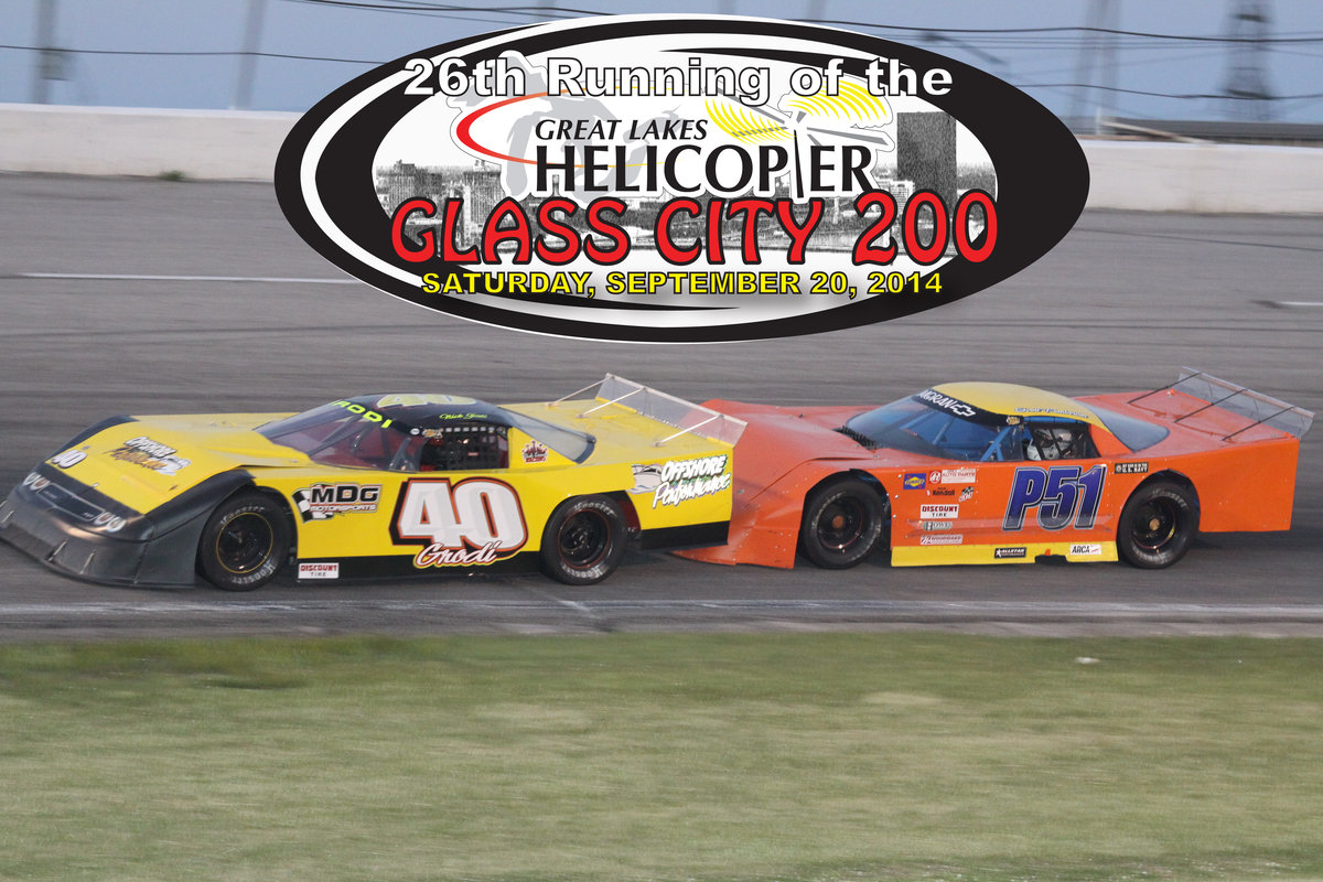 Toledo Speedway Schedule of Events