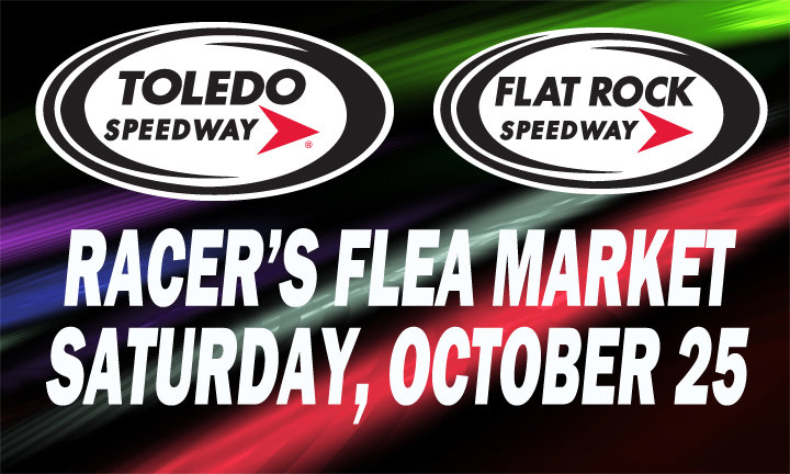 RACER'S FLEA MARKET-SWAP MEET OCT. 25 AT FLAT ROCK