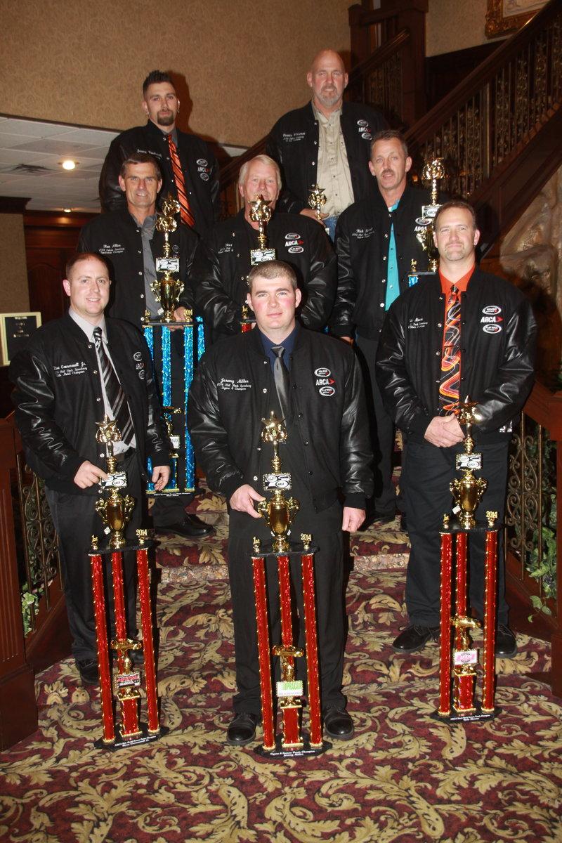 FLAT ROCK, TOLEDO SPEEDWAYS HONOR 2014 CHAMPIONS, TEAMS