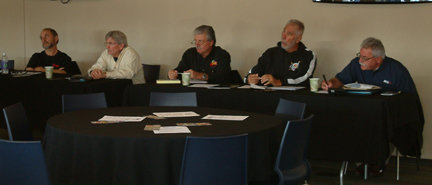 MICHIGAN SPEEDWAY PROMOTERS ASSOCIATION MEETS