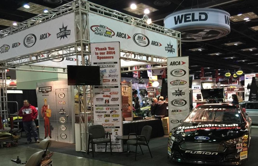 Flat Rock and Toledo Take Part in PRI Show