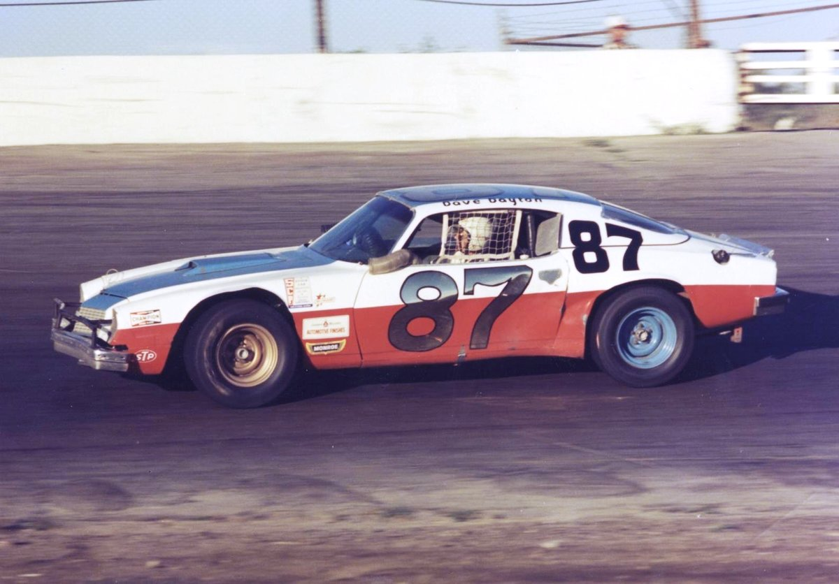 FLAT ROCK SPEEDWAY THROWBACK THURSDAY