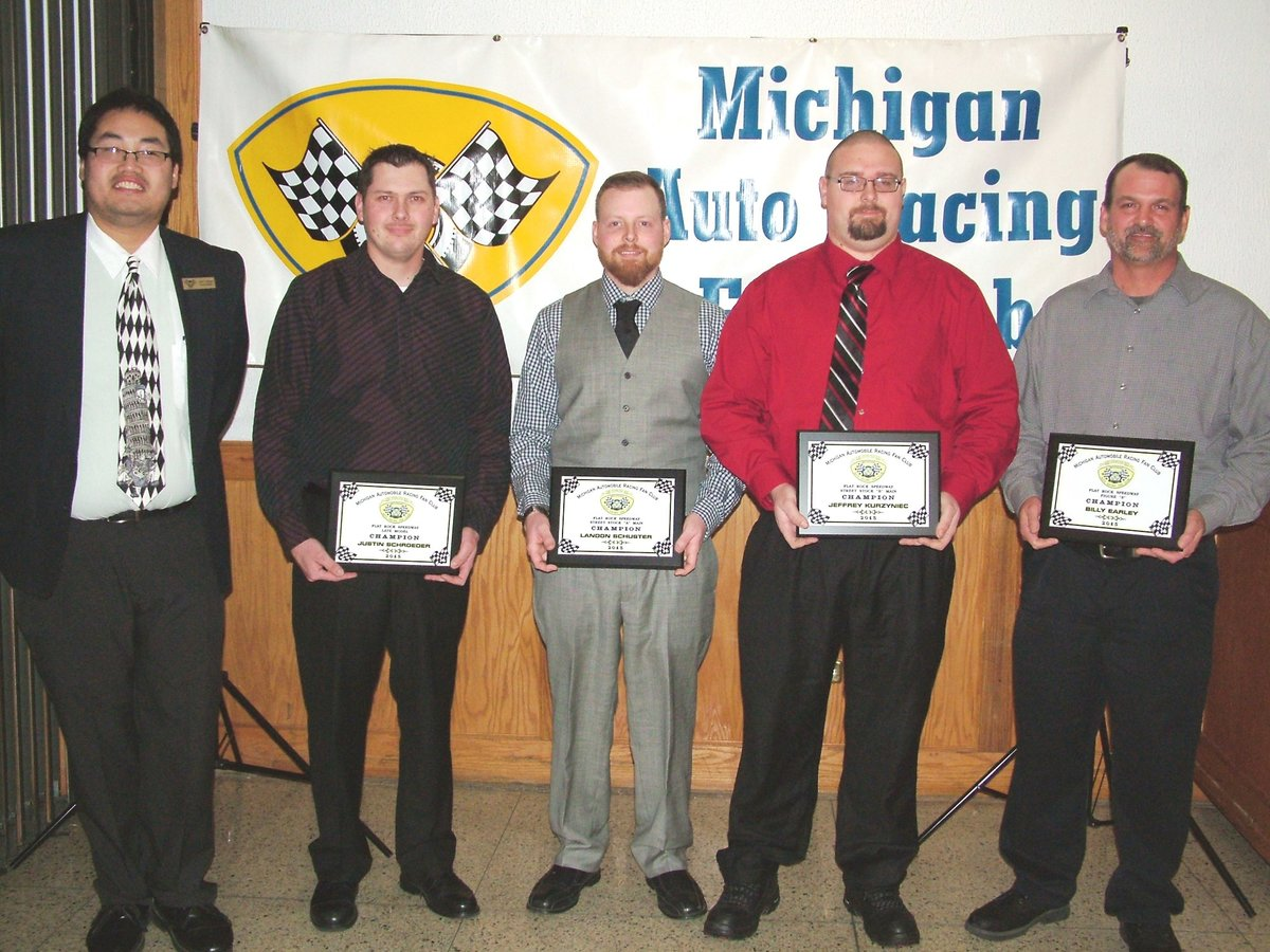 FLAT ROCK, TOLEDO CHAMPIONS HONORED AT MARFC BANQUET