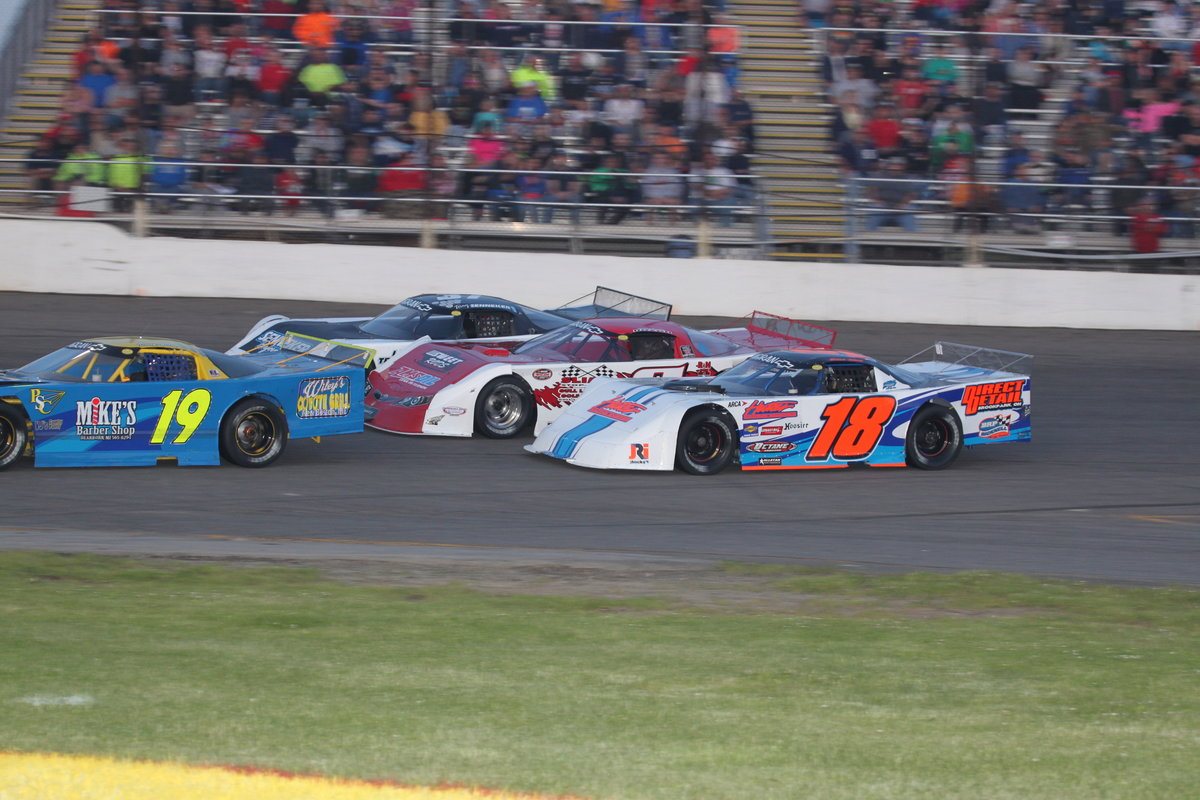 ARCA GOLD CUP, MAIN EVENT TO CO-SANCTION 3 EVENTS IN 2016