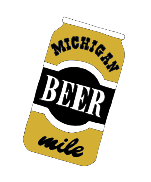"2nd ANNUAL ""MICHIGAN BEER MILE"""