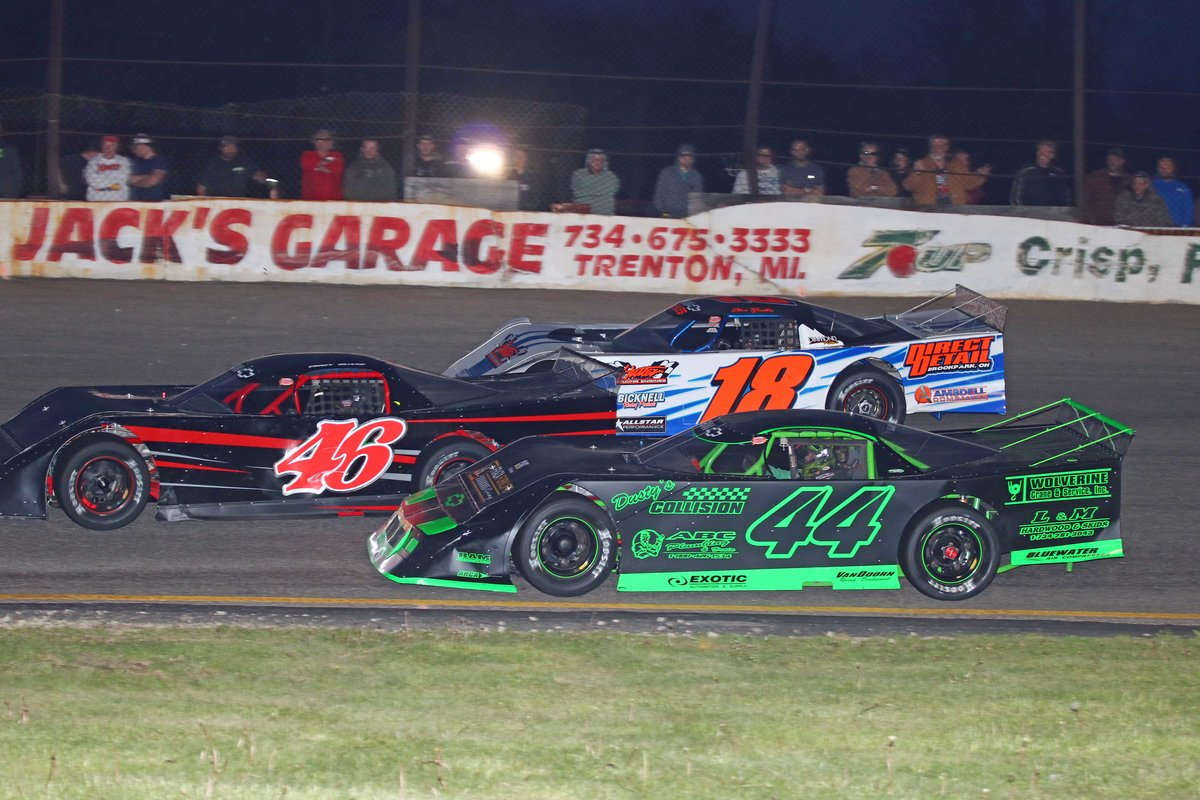 2018 OUTLAW LATE MODEL RULE CHANGES
