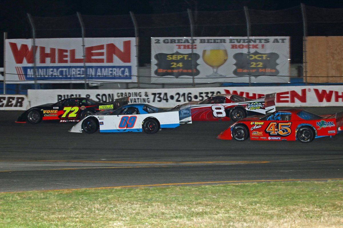 MORAN CHEVY RETURNS FOR FLAT ROCK LATE MODELS, BONUS PROGRAMS