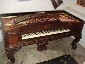 Antique Piano Restoration
