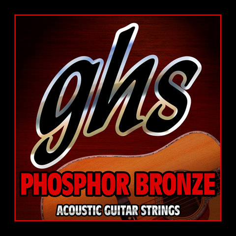 PHOSPHOR BRONZE 6-STRING