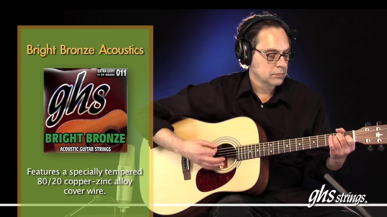 acoustic guitar string comparison ghs. Black Bedroom Furniture Sets. Home Design Ideas