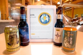 Bell's Brewery awarded by RateBeer