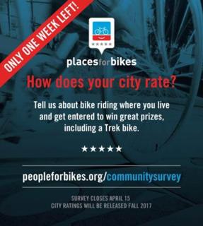 Take a survey - Enter to win a Trek Bike