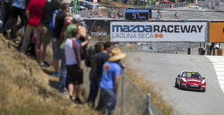 Robby Foley Takes the Second Win of the Battery Tender Global Mazda MX-5 Cup presented by BFGoodrich Tires