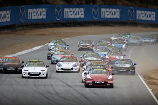 Mazda MX-5 Cup Heads to The Empire State
