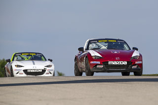 Robby Foley Takes Road America Race Win in Dramatic Fashion