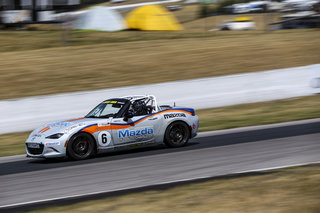 Driving Matters + Virginia Is For Lovers = Mazda MX-5 Cup @ VIR