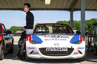 Meet the Contenders: Nikko Reger
