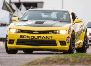 Get Behind the Wheel: Support the SCCA Foundation