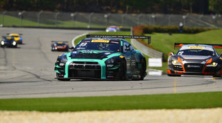 Pirelli World Challenge Drivers Face Road America