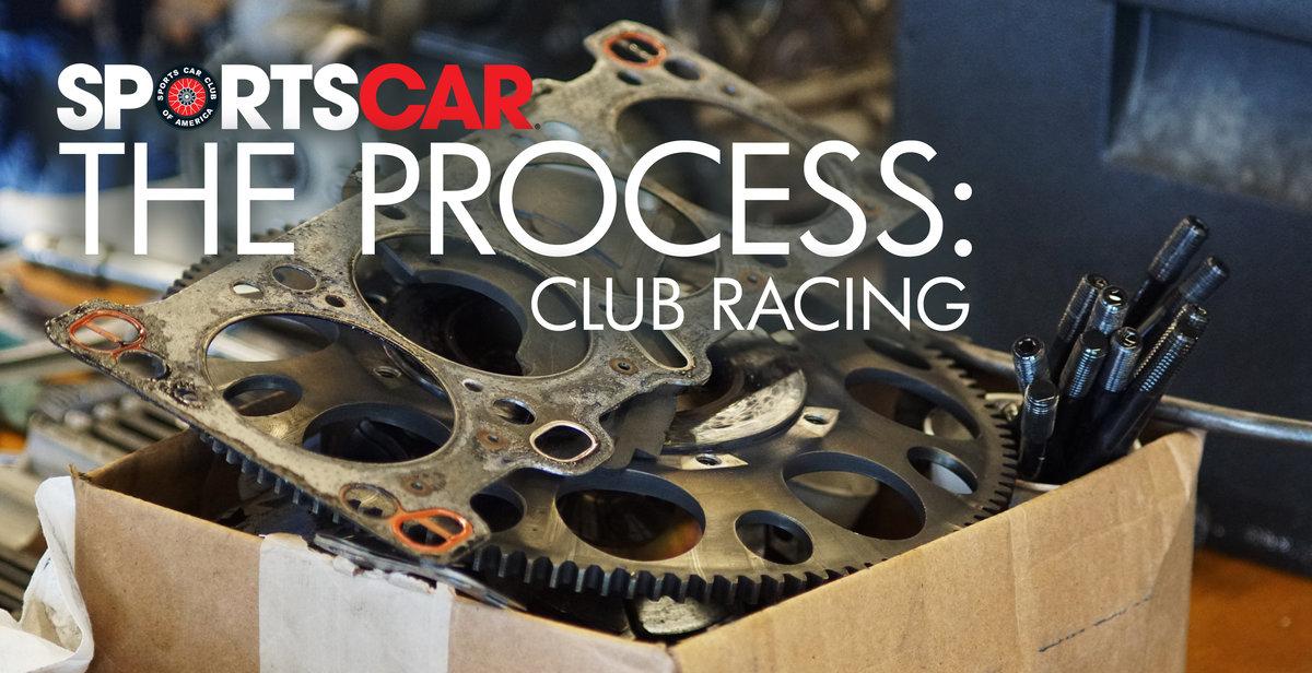SportsCar Feature: The Process