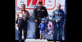 SCCA Western Conf. Racers Get California Sunshine