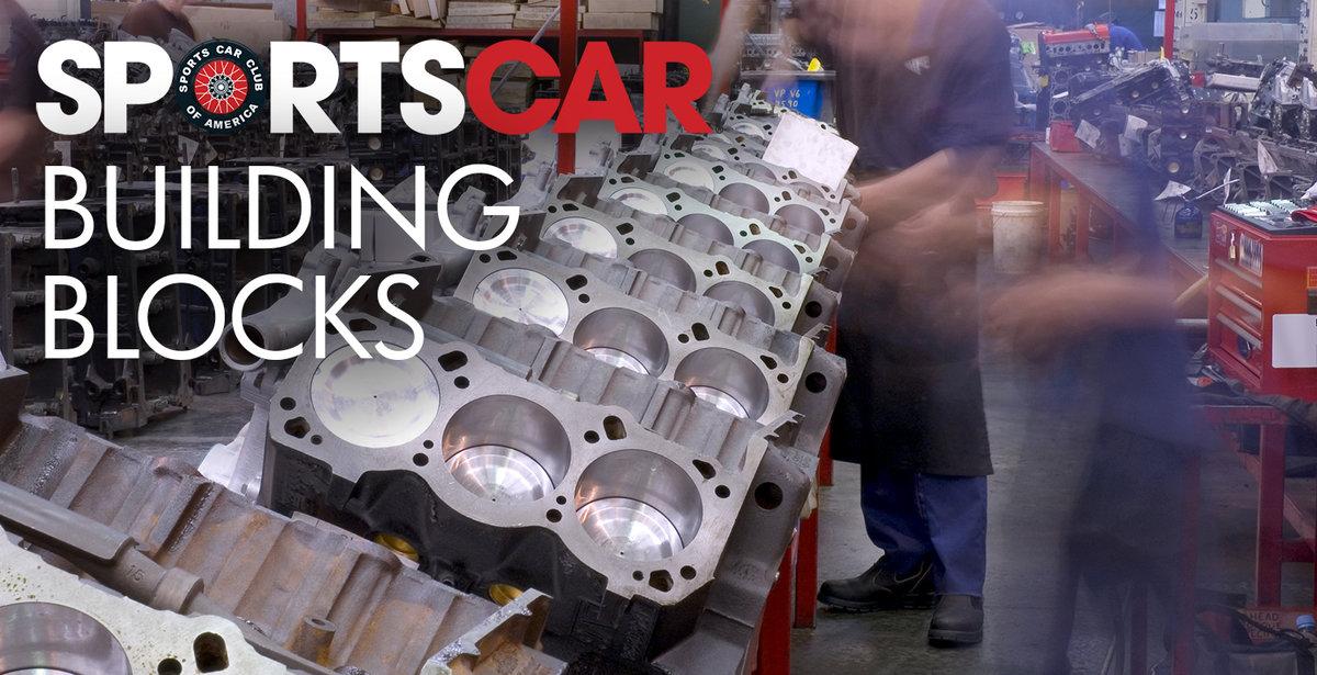 SportsCar Feature: Building Blocks