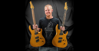 Kiesel Guitars Strike a Chord for Soloists