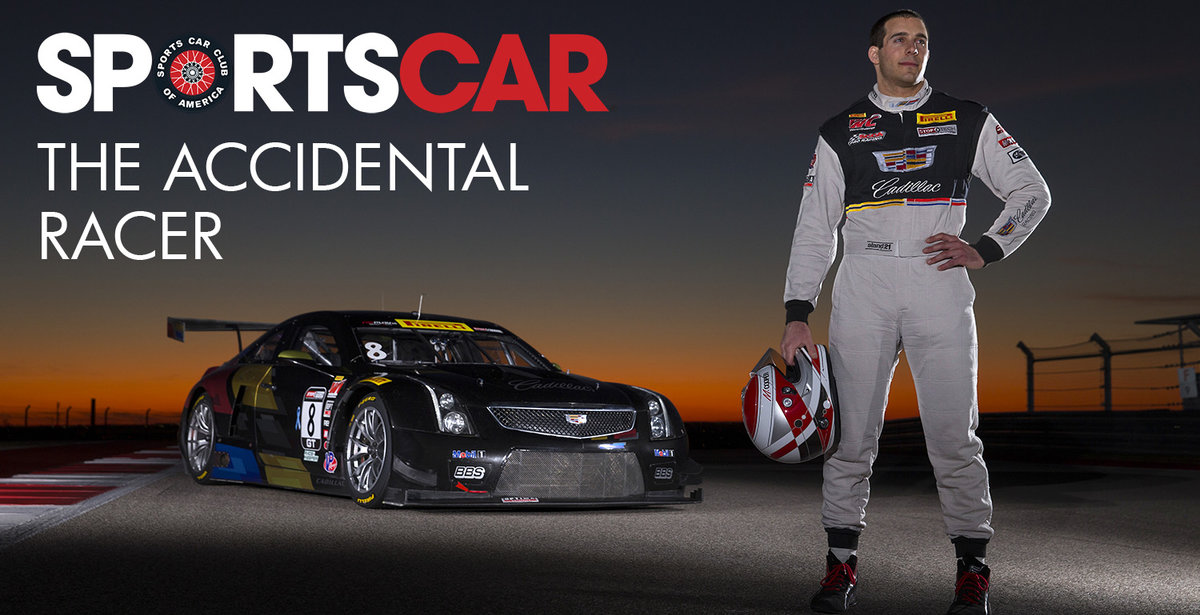 SportsCar Feature: The Accidental Racer