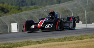 Shafer Goes Wire to Wire to Prototype 2 Win At SCCA Runoffs