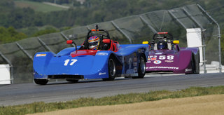 Black Named SRF3 Runoffs Winner after Tech Inspection