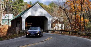 USRRC Covered Bridge Rally Recap