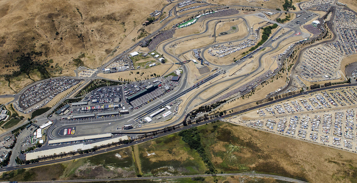 Sonoma Raceway Named 2018 Runoffs Venue