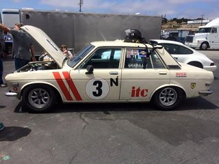 1971 510 Datsun