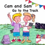 Cam and Sam Go to the Track