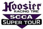 Hoosier Racing Tire Super Tour Decal