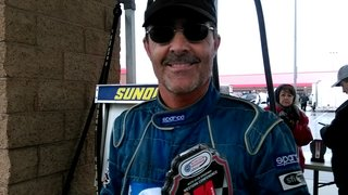 Dean Busk, Spec Miata, Auto Club Speedway Majors, January 31st 2016