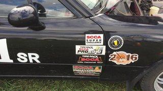Matecki SR-2016 RallyCross National Champion