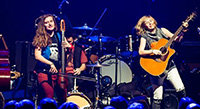 The Accidentals Sign to Sony