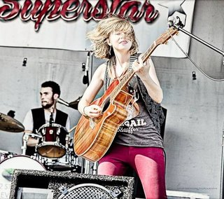 Savannah Buist - The Accidentals