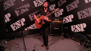 Live at NAMM 17: Jake Allen Performance