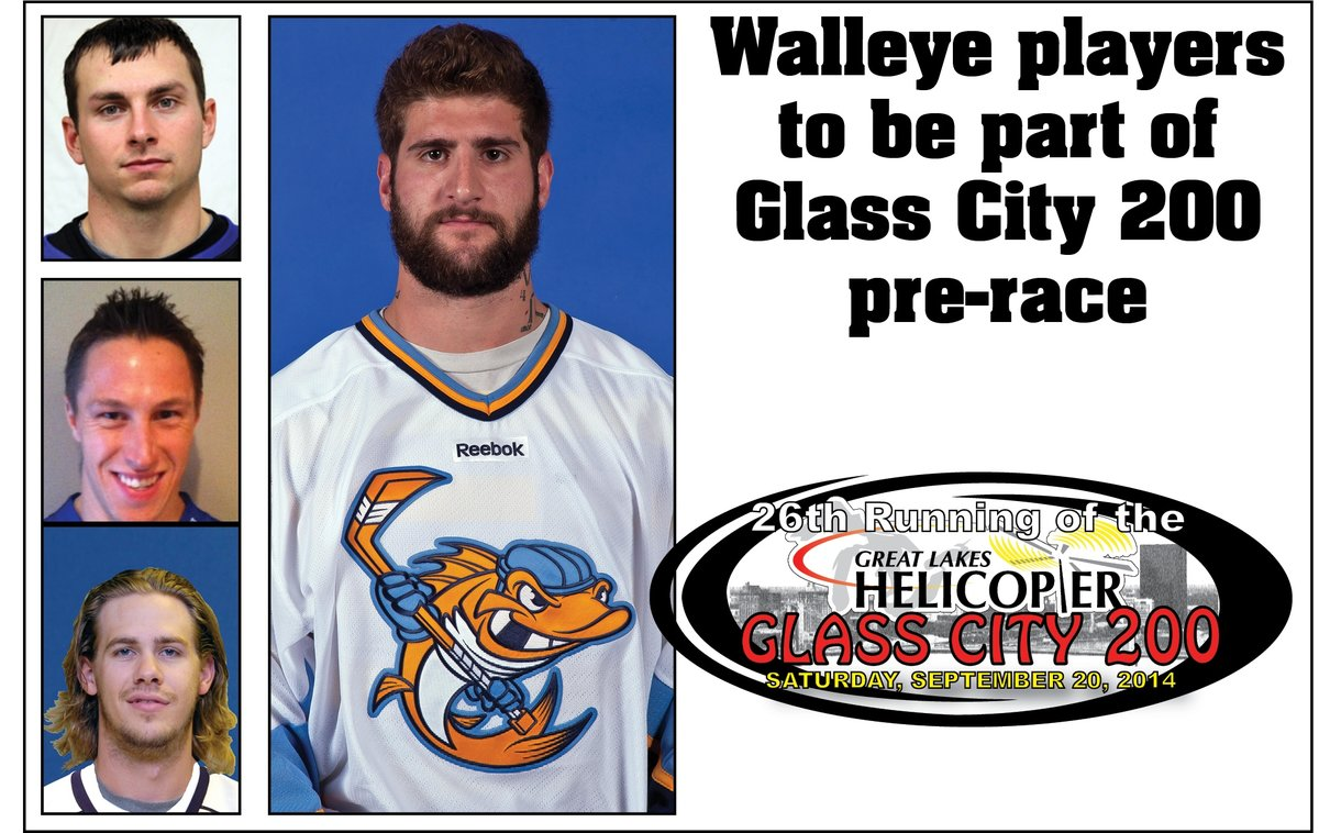 Glass City 200 to have special pre-race guests