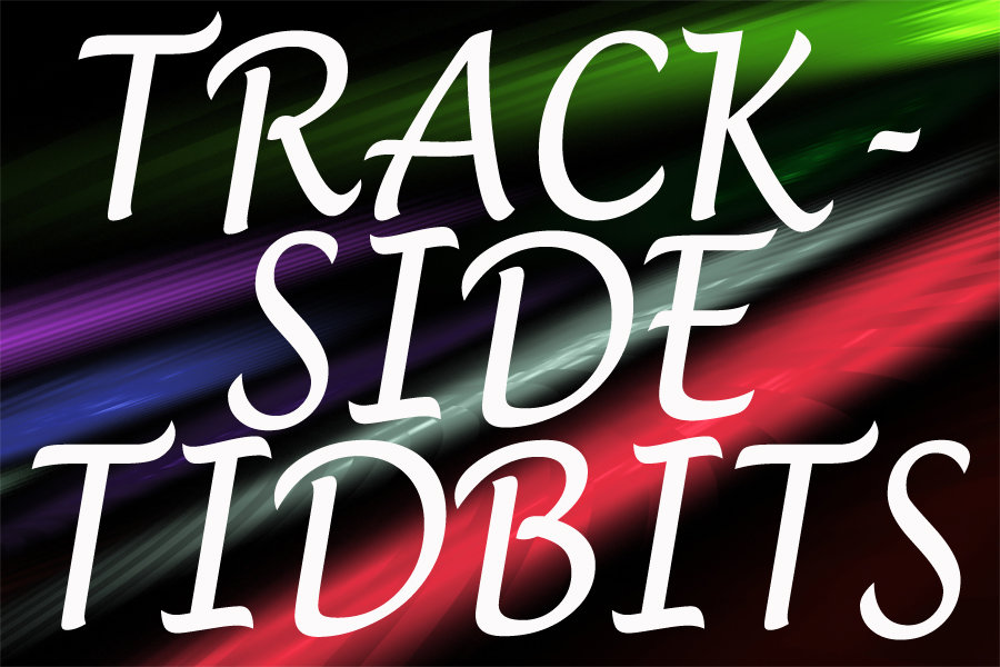 Trackside Tidbits by Debi Domby