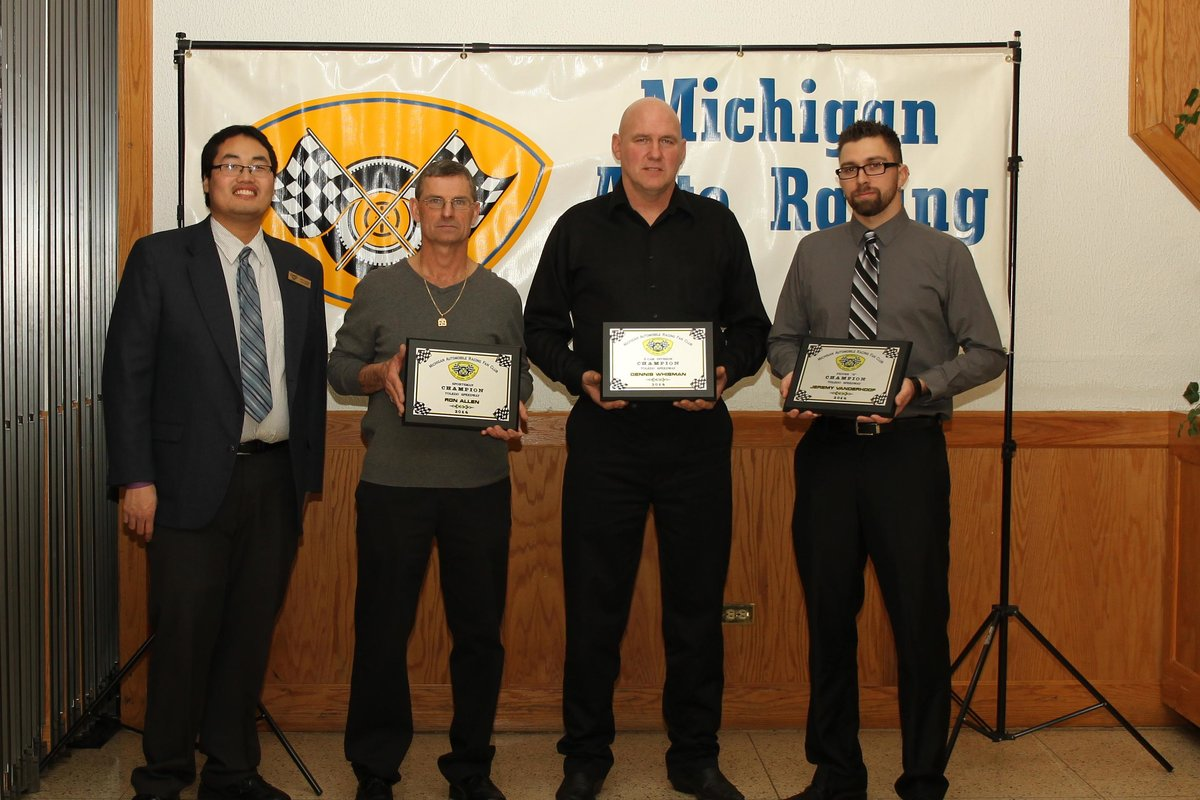 FLAT ROCK, TOLEDO CHAMPS FETED AT MARFC BANQUET
